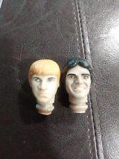 Mego Vintage CHIPS Ponch & Jon Heads