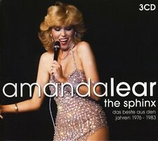 Amanda Lear - Best of Amanda Lear [New CD] Germany - Import