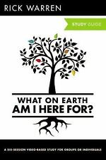 The Purpose Driven Life: What on Earth Am I Here For? by Rick Warren (2012,...