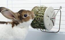 Hagen Living World HAY WHEEL DISPENSER Rabbits Guinea Pigs Chinchillas