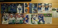 Auston Matthews 16 Card Lot: Insert/Base/Tim Hortons++ Toronto Maple Leafs