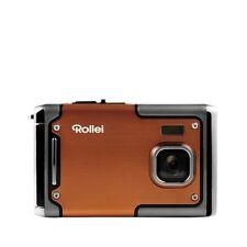 Rollei Sportsline 85 orange 8MP,Alu wasserdicht bis 3m von Fachgeschäft>NEU+OVP<