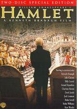 Hamlet DVD 1996 Kenneth Branagh 2 Disc Special Edition