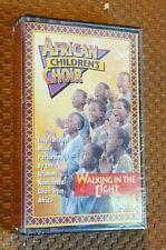 NEW Walking In The Light: African Children's Choir   (Audio Cassette)