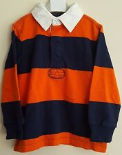 BNWT POLO RALPH LAUREN BABY BOYS RUGBY TOP/POLO SHIRT 18-14 MONTHS (US 2/2T)