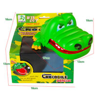 For Kids Crocodile Dentist Bite Finger Game Animal Croco Novelty Teeth Toys xMAS
