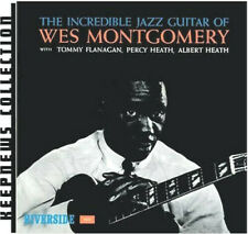 Wes Montgomery The Incredible Jazz Guitar Tommy Flanagan Percy Heath Albert Heat