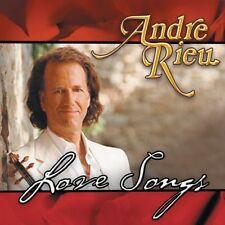 André Rieu, Johann Strauss Orchestra Netherlands - Love Songs [New CD]