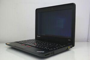Lenovo ThinkPad X140E Type 20BL AMD E1-2500 1.40GHz 8GB 500GB HDD Windows 10 Pro