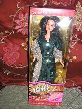 #23454 NRFB Mattel Malaysian Kebaya Barbie in Green Foreign Issue 1 Asian