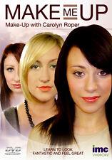 DVD:MAKE ME UP - NEW Region 2 UK