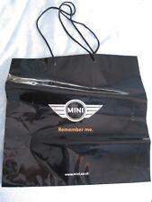 Mini Car - Remember me- pvc carrier bag in Black