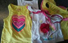 Shirts children's toddlers girls 18m garanimals tank tops sleeveless clothes