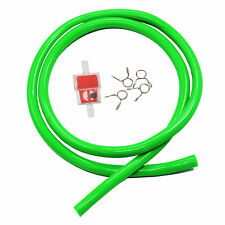 Green Racing Fuel Hose/Line Honda  XL XR CRF 50 70 125 250 350 400 500