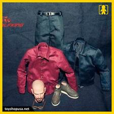 Breaking Bad Walter White Heisenberg 1/6 Figure Set Wolfking