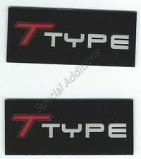 Buick T Type Sill Plate Overlays New in Color