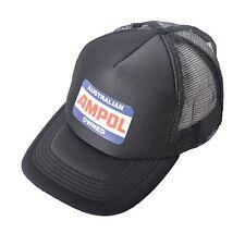 AMPOL logo Trucker Cap Hat Petrol Gas Pump Memorabilia