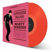 Robbins, Marty-Gunfighter Ballads And Trail Songs - Limited Edition Red Vinyl