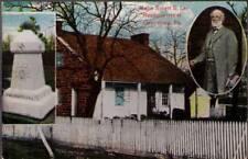 (tgv) Gettysburg PA: Robert E. Lee Headquarters