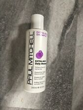 Paul Mitchell Extra-Body Daily Shampoo 8.5 oz Thickens fine and normal hair