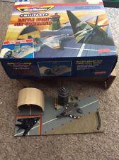 MicroMachines Military Battle Zone commandement aérien Playset complet 1992