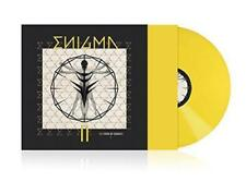 Enigma - The Cross Of Changes Yellow Vinyl LP NEW!