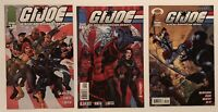 GI Joe #1, 2, 21 J Scott Campbell Covers / Variants Set - All NM Image FREE SHIP