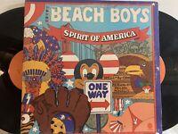 The Beach Boys – Spirit Of America 2x LP 1975 Capitol Records SVBB-11384 VG/VG+
