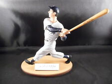 JOE DIMAGGIO AUTOGRAPHED NEW YORK YANKEES LIMITED EDITION FIGURINE GARTLAN CERT