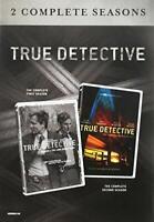 True Detective: Seasons 1 & 2 (DVD,2018)