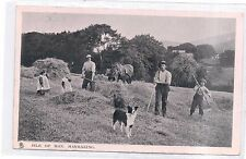Raphael Tuck Sons Collectable Isle of Man Postcards