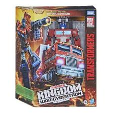 New listing Transformers War For Cybertron: Kingdom Optimus Prime Leader Figure In Stock