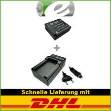 AKKU + LADEGERÄT f. Panasonic Lumix DMC-GF3C DMC-GF3X DMC-GF5 DMC-GF5X