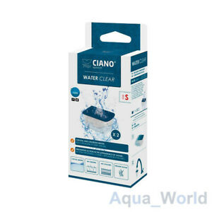 Ciano CF20/CF40/Small Replacement Water Clear Cartridge