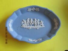 Wedgewood Jasperware Soap Dish Cherubs Dancing Vintage England