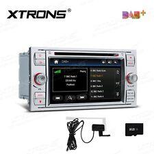 Car Audio In-Dash GPS DVD Player DAB+ for Ford Focus C-Max Fiesta Galaxy Transit