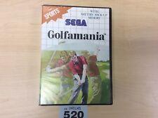 Sega Master System Golfamania