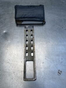 Vtg Koken Headrest Kochs Barber Chair Parts