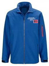 Babista Softshell Jacke Fleecefutter Jacket Blau Übergangsjacke Outdoor