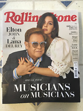 ROLLING STONE Special COLLECTORS Edition MUSICIANS On MUSICIANS Lana Del Rey NEW
