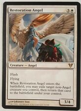 1 Restoration Angel - Avacyn Restored Mtg Magic White Rare x1 NM