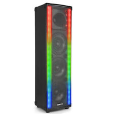 Vonyx 178.613 LightMotion Portable PA speaker LM80 600W with Bluetooth