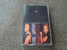 2 Unlimited Do What's Good For Me RARE Cassette Single