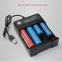 6| Chargeur de piles-AA/AAA-NiCd-NiMh-4 emplacements-LR06/LR03-pile RECHARGEABLE