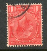 GV 1912 SG361wi SPEC N16wi(14), 1d scarlet-vermilion, FINE USED, CDS. Cat £50.