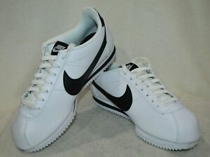 Nike Women's Classic Cortez White/Black Leather Sneakers - Assorted Sizes NWB