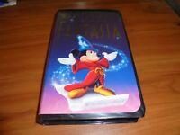 Fantasia (VHS, 1991)