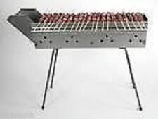 Cuocispiedini Arrosticini Abruzzesi Focone FERRO barbecue 50cm