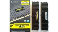 Corsair Vengeance Memory Kit Desktop LPX 16GB (2x8GB) DDR4 DRAM 3200MHz RRP £75