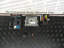 Citroen C3 2016 MK2 Engine ECU Kit 9818160080